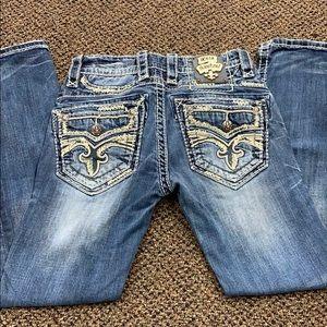 Men's Rock Revival Jeans Indus Boot 29